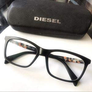 Diesel eyeglasses Black Mate DL5089-1 54-17-140